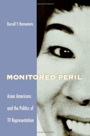 Cover of: Monitored peril by Darrell Y. Hamamoto