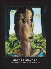Cover of: Alfred Maurer by Daphne Anderson Deeds