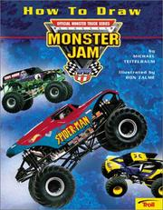 Cover of: How to Draw Monster Jam | Ron Zalme