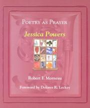 Cover of: Poetry As Prayer | Robert F. Morneau