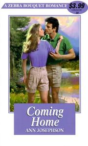 Cover of: Coming home by Ann Josephson