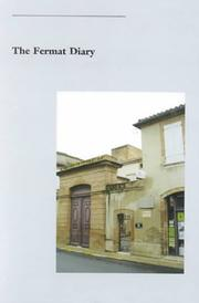 Cover of: The Fermat Diary | C. J. Mozzochi