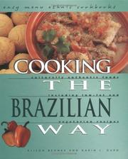 Cover of: Cooking the Brazilian Way (Easy Menu Ethnic Cookbooks) | Alison Behnke