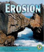 Cover of: Erosion by Joelle Riley
