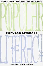 Cover of: Popular Literacy by John Trimbur