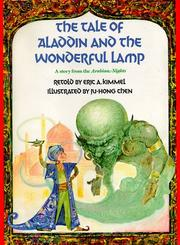 Cover of: The tale of Aladdin and the wonderful lamp by Eric A. Kimmel