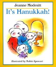 Cover of: It's Hanukkah! by Jeanne Modesitt