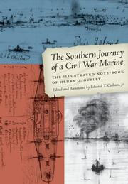 Cover of: The Southern Journey of a Civil War Marine by Edward T., Jr. Cotham