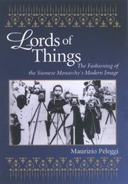 Cover of: Lords of Things by Maurizio Peleggi