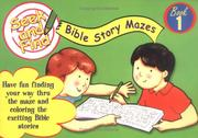 Cover of: Seek and Find Bible Mazes-Book 1 (Seek and Find Bible Mazes) | Martin Pierce