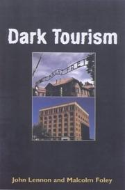 Cover of: Dark tourism | J. John Lennon