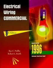 Cover of: Electrical wiring by Ray C. Mullin