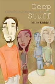 Cover of: Deep stuff | Michael Riddell