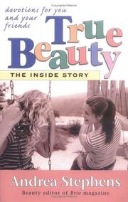 Cover of: True Beauty by Andrea Stephens