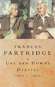 Cover of: The Ups and Downs Diaries, 1972-1975 by Frances Partridge