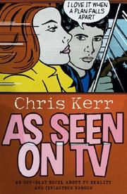 Cover of: As Seen on TV by Chris Kerr