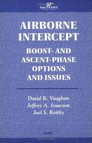 Cover of: Airborne intercept | David R. Vaughan