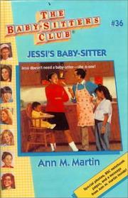 Jessi's baby-sitter