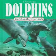 Cover of: Dolphins by Patricia Corrigan