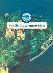 Cover of: The St. Lawrence River | Tim Cooke
