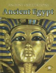 Cover of: Ancient Egypt (Ancient Civilizations) | Ross, Stewart.