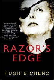 Cover of: Razor's Edge by Hugh Bicheno