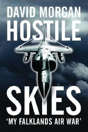 Cover of: Hostile Skies | David Morgan