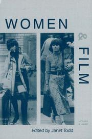 Cover of: Women and Film | Janet Todd