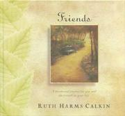 Cover of: Friends by Ruth Harms Calkin
