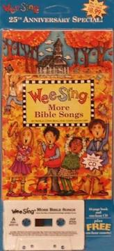 Cover of: Wee Sing More Bible Songs book and cd | Susan Hagen Nipp