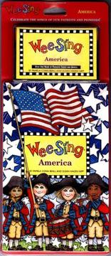 Cover of: Wee Sing America book and cassette by Susan Hagen Nipp
