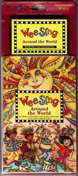 Cover of: Wee Sing Around the World book and cassette | Susan Hagen Nipp