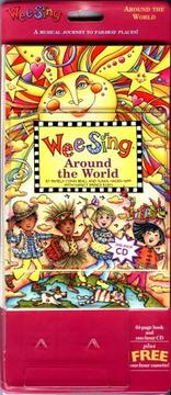Cover of: Wee Sing Around the World book and cd | Susan Hagen Nipp