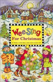 Cover of: Wee Sing for Christmas book | Susan Hagen Nipp
