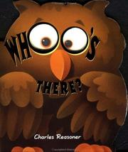 Cover of: Whoo's There (Halloween Glow Books) | Charles Reasoner