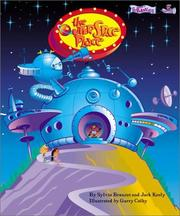 Cover of: The Outer Space Place | Sylvia Branzei