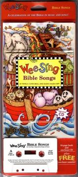 Cover of: Wee Sing Bible Songs book and cd | Susan Hagen Nipp
