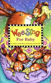 Cover of: Wee Sing For Baby book | Susan Hagen Nipp