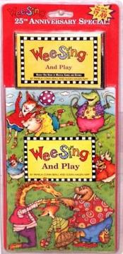 Cover of: Wee Sing and Play book and cassette | Susan Hagen Nipp