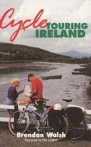 Cover of: Cycle Touring Ireland | B. J. Walsh