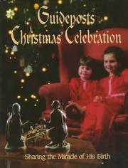 Cover of: Guideposts Christmas celebration | Leisure Arts, Inc