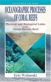 Cover of: Oceanographic Processes of Coral Reefs | Eric Wolanski