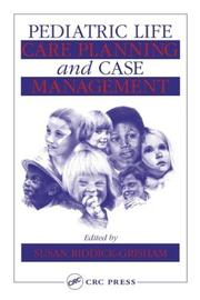 Cover of: Pediatric Life Care Planning and Case Management by Susan Riddick-Grisham