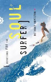 Cover of: Devotions for the soul surfer by Bethany Hamilton