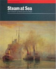 Cover of: Steam at Sea | Denis Griffiths