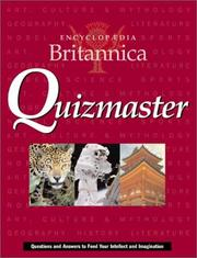 Cover of: Britannica Quizmaster by Dale H. Hoiberg
