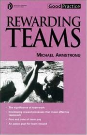 Cover of: Rewarding Teams by Michael Armstrong