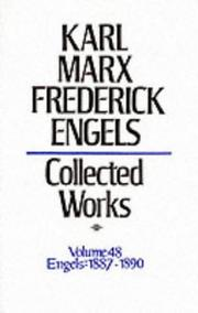 Cover of: Collected Works (Collected Work of Marx & Engels) | Karl Marx