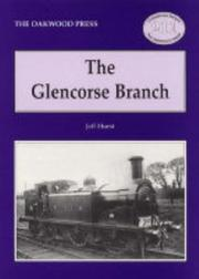 Cover of: The Glencorse Branch by Jeff Hurst