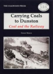 Cover of: Carrying coals to Dunston by Ernest Manns